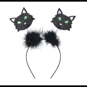 🎁FREE🎁🎃Halloween SPECIAL🎃Black Cat Head Bopper